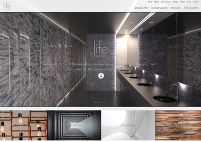 Life by Prospec Website Launched