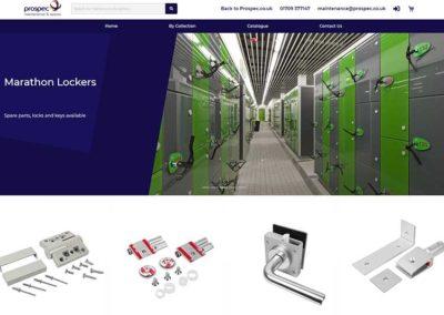 Prospec UK Ltd Launches Online E-commerce Parts Store