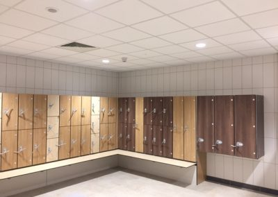 Aspire@ThePark Leisure Centre Project Completed