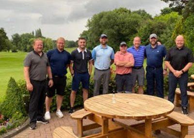 Prospec Installations Team Golf Day
