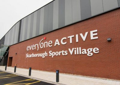 Scarborough Sports Village Looks Fantastic Four Years On